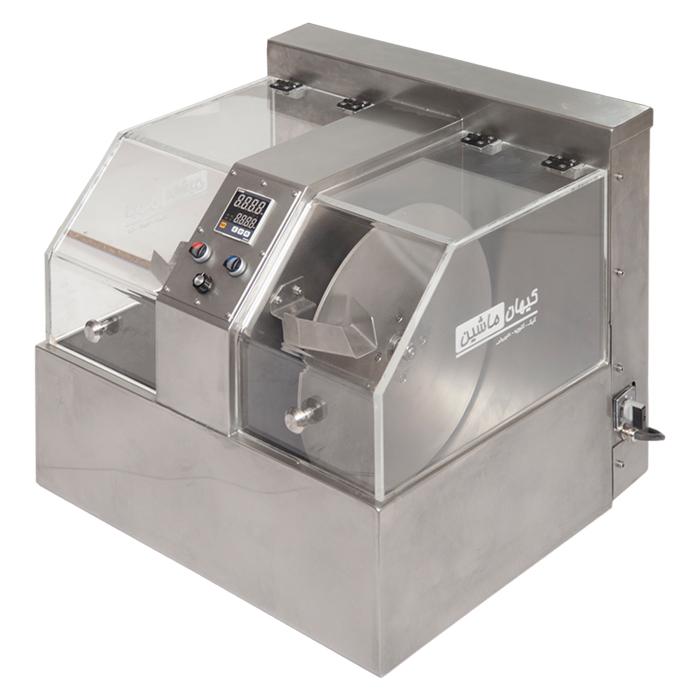 دستگاه شکلات آب کن دو رنگ