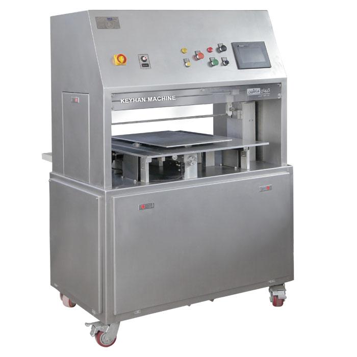 ماكينة تقطيع کیکة الرول